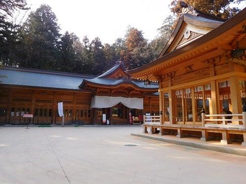 神社の春と空6