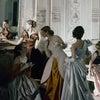 結婚式のお呼ばれにロングドレス...の画像