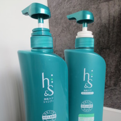 h&s(エイチアンドエス)リフレッシュ 地肌ケアシャンプーをお試しさせて頂きましの記事に添付されている画像