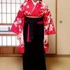 訪問着と卒業袴と【お着せつけ♪】の画像