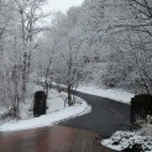 久々の雪(^_^)