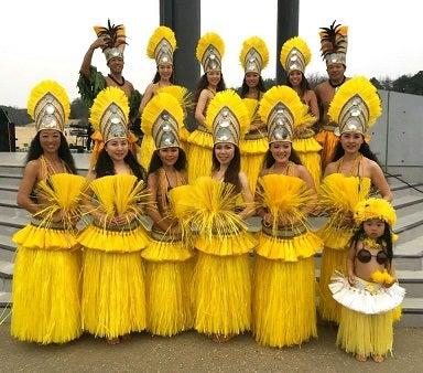 a0c26f050a88e 3月20日(月・祝)は、「アロハピクニック」 at 愛地球博にて、ポリネシアンダンススタジオ「ティアオロ」のみんなでタヒチアンダンスを踊ってきました ~ヾ(o´∀`o)ノ