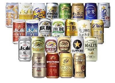 ビールにも種類があるんで細かくいうと美味しく飲める温度が違います。ただ、今回は普段飲まれている缶ビールや瓶ビールで説明します。