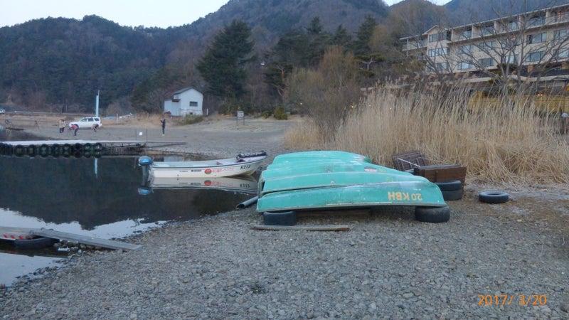 3月20日 河口湖 釣行 | ワカサギ 快適生活