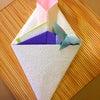 折形礼法『上巳の節供』の画像