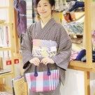 バッグデザイナー弓削珠緒さんの個展、開催中です!の記事より