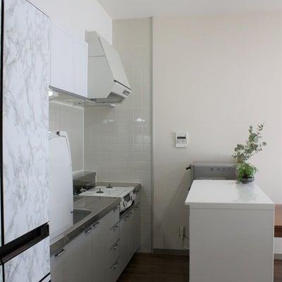 ■ 我が家の … キッチン。壁付けキッチンの家具配置 その2の記事に添付されている画像