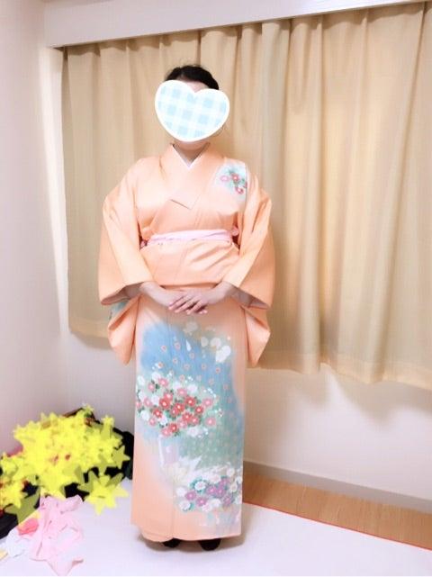 【レッスンレポ】入学式に着物を着たい!の記事より