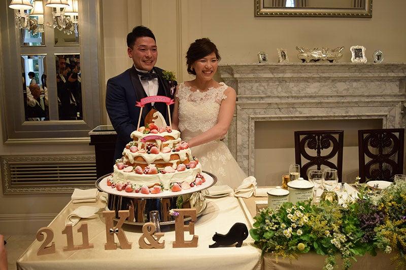 辻健介先生・恵美先生の結婚式  ...