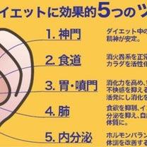☆耳つぼの施術箇所紹介(基本バージョン)☆の記事に添付されている画像