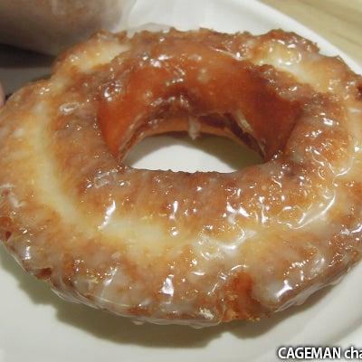 ミスド「オールドファッション ハニー」レギュラードーナツの中で最強!高カロリー!の記事に添付されている画像