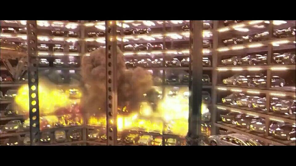 香港映画『冲天火』Sky On Fire スカイ・オン・ファイア ~奪われたiPS細胞~