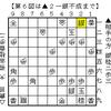 「嬉野流」実戦編 将棋大会 Aクラス-第1局 ~対三間飛車~ 第6話の画像