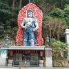 日本最大の涅槃像の画像