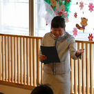 江東区の認証保育園ドリームキッズリトル 入卒園式を行ないました。の記事より