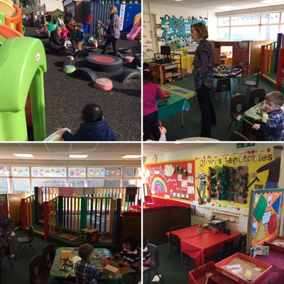 ロンドンの幼稚園探しの記事に添付されている画像
