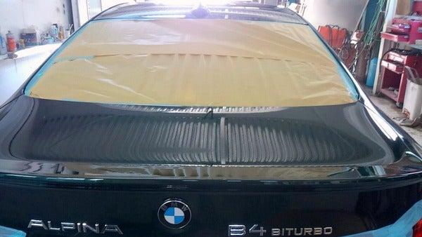 BMW カーコーティング