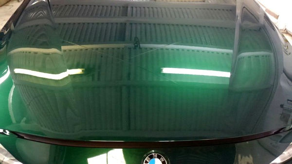 BMW ボンネット