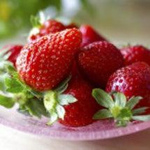 イチゴの美肌効果がス…
