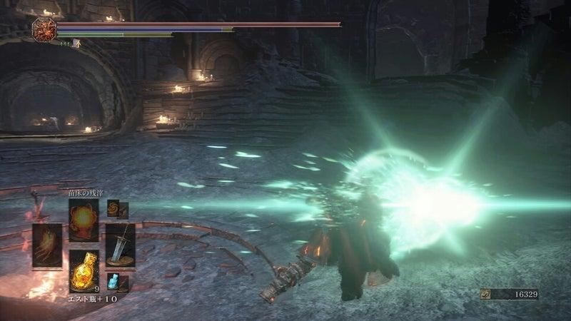 月光 ブラボ ブラッドボーンの対人用月光の聖剣キャラのステ振りってどんな感じが良