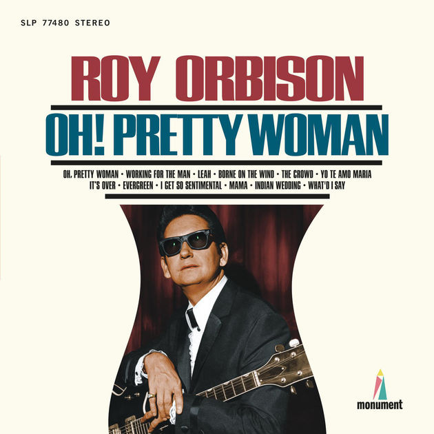 Oh, Pretty Woman - Roy Orbiso...