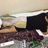 深夜の鍼治療!の画像