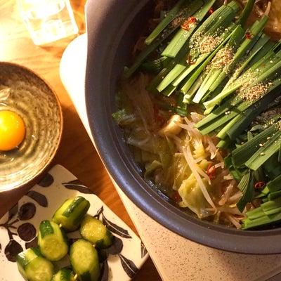 豚バラde♡超簡単に絶品本格もつ鍋!の記事に添付されている画像