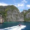 【子連れ旅】タイ・プーケット旅行♪今日は、ピピ島へ♡の画像