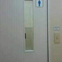 個室の男性用トイレ