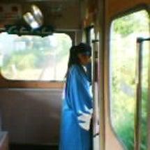 雨の石岡駅から十年