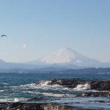 富士山で新しいトレイ…