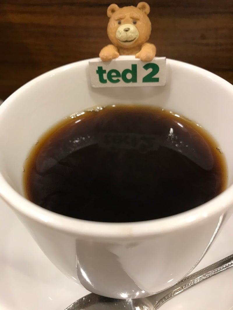 2017上野花見後コーヒー