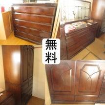 引越し家具4品引き取…