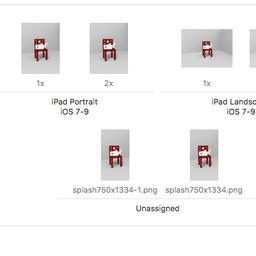 画像 【XCODE8.3】スプラッシュ画像関係個人的メモ の記事より