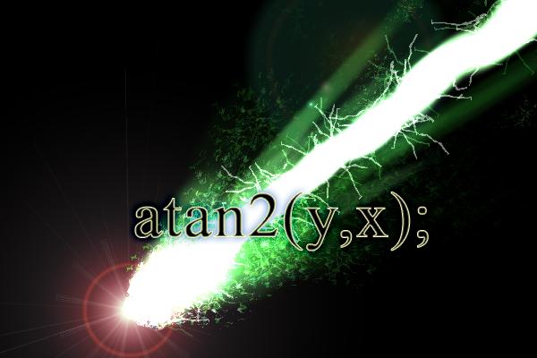 atan2関数