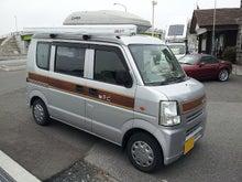 軽キャンパー ドリームミニ 移動販売車