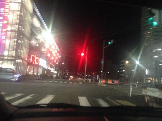 箕面市船場南橋にて 北大阪ペーパードライバー