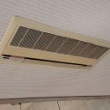 家庭用エアコンの交換…
