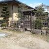 竹垣改修工事の画像