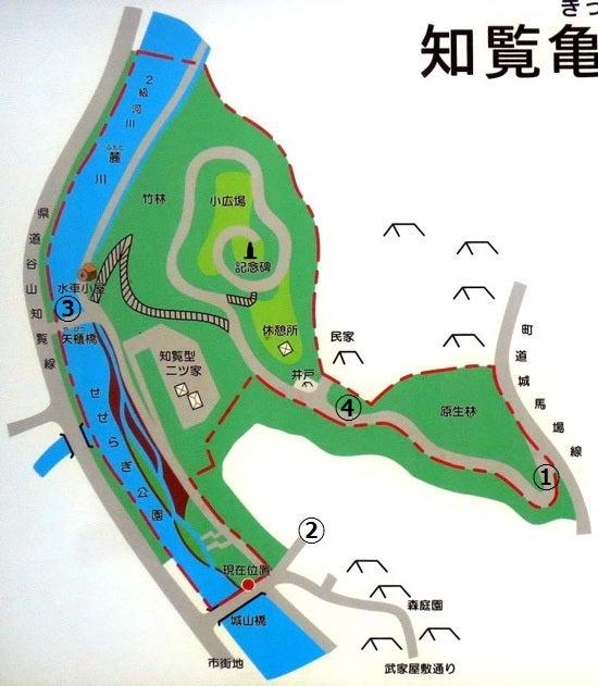 【図】亀甲城