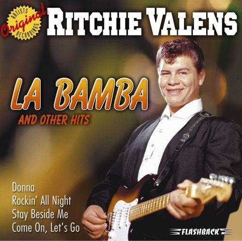 ラ・バンバ』 リッチー・ヴァレンス | きまぐれ せっこくのブログ
