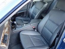 BMW 530i ハイラインパッケージ シート