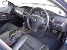 BMW 530i ハイラインパッケージ ハンドル