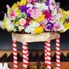 お釈迦様の誕生日4月8日・花祭りに桜に癒されました❀の画像