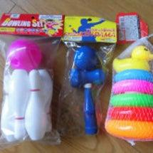 おもちゃセットを買っ…