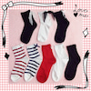 ダイソー購入品♡追加購入♪パール&リボン靴下♡♡の画像