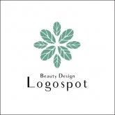シンプル植物ロゴ作りたい,オーガニックサロンロゴ