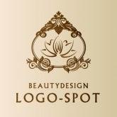 ロゴ作成 美容,サロンロゴ作成,サロン開業看板, エレガントアジアンデザイン,マッサージ整体ロゴ