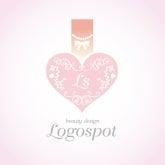 可愛いロゴ作成,エステロゴマーク,ネイルサロン可愛いロゴ購入,新規開店看板ロゴ