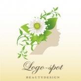 サロンロゴマーク作成,美容シンボルマーク,ロゴデザイン,美容室ヘアサロンオープンに可愛い看板ロゴ作り方
